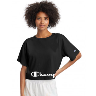 Camiseta Champion Cropped